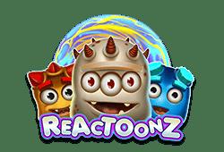Reactoonz Slot kostenlos spielen