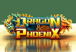 Betsoft Dragon & Phoenix logo