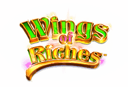 Net Entertainment Wings of Riches logo