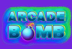 Red Tiger Gaming - Arcade Bomb slot logo