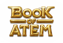 Microgaming Book of Atem logo
