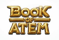 Book of Atem Slot kostenlos spielen