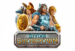 Play'n GO Divine Showdown logo