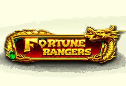 Net Entertainment - Fortune Rangers slot logo