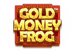 Net Entertainment Gold Money Frog logo