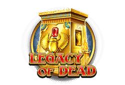 Play'n GO Legacy of Dead logo