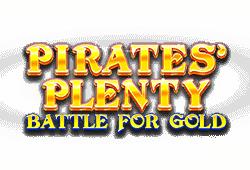 Red Tiger Gaming Pirates' Plenty Battle for Gold logo