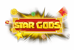 Microgaming Star Gods logo