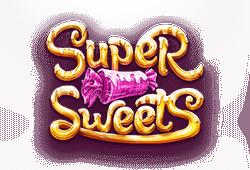 Betsoft - Super Sweets slot logo