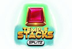 Yggdrasil - Temple Stacks Splitz slot logo