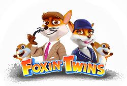 Nextgen Gaming - Foxin' Twins slot logo
