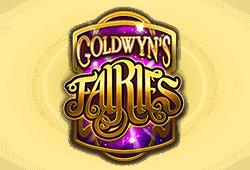 JFTW - Goldwyn's Fairies slot logo
