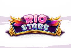 Red Tiger Gaming - Rio Stars slot logo