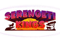 Net Entertainment - Serengeti Kings slot logo