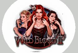Play'n GO - Wild Blood II slot logo