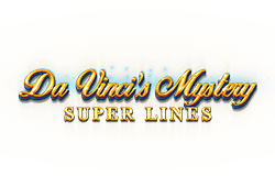 Red Tiger Gaming Da Vinci's Mystery Super Lines logo