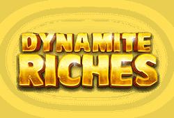 Red Tiger Gaming - Dynamite Riches slot logo