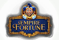 Yggdrasil - Empire Fortune slot logo