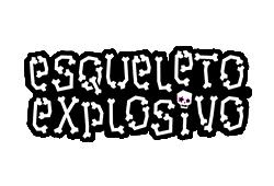 Thunderkick - Esqueleto Explosivo slot logo