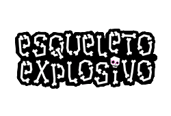 Thunderkick Esqueleto Explosivo logo