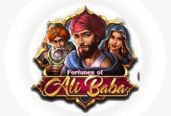 Play'n GO - Fortunes of Ali Baba slot logo