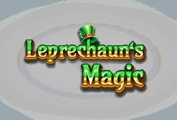Red Tiger Gaming - Leprechaun's Magic slot logo