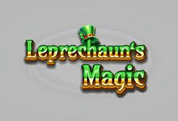 Red Tiger Gaming Leprechaun's Magic logo