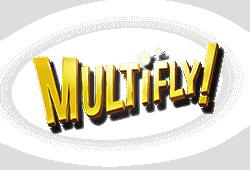 Yggdrasil - Multifly slot logo
