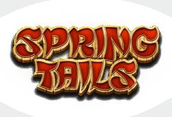 Betsoft - Spring Tails slot logo