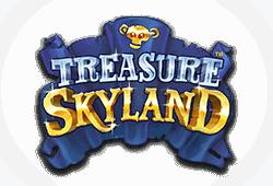 JFTW - Treasure Skyland slot logo