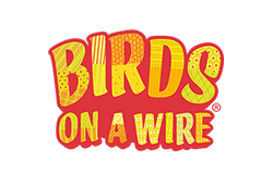 Thunderkick - Birds on a Wire slot logo