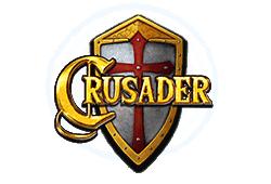 Elk Studios - Crusader slot logo