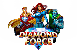 Microgaming - Diamond Force slot logo