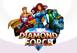Microgaming - Diamond Force slot logo