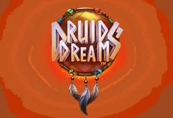 Net Entertainment - Druid's Dream slot logo