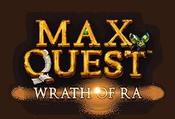 Max Quest: Wrath of Ra Slot kostenlos spielen
