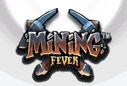 Rabcat - Mining Fever slot logo