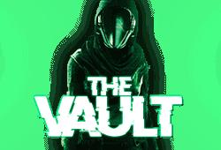 Microgaming The Vault logo