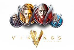 Net Entertainment - Vikings slot logo