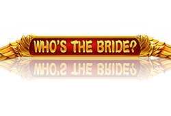 Net Entertainment - Who's the Bride slot logo