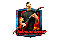 Play'n GO - Annihilator slot logo