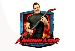 Play'n GO Annihilator logo
