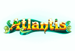 Red Tiger Gaming - Atlantis slot logo