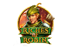 Play'n GO - Riches of Robin slot logo