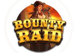 Red Tiger Gaming Bounty Raid logo
