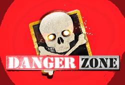 Microgaming - Danger Zone slot logo