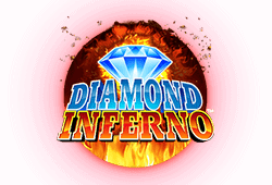 Microgaming - Diamond Inferno slot logo
