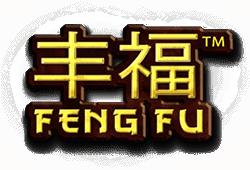 Tom Horn Gaming - Feng Fu slot logo