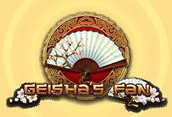 Tom Horn Gaming Geisha's Fan logo