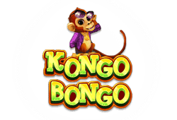 Tom Horn Gaming - Kongo Bongo slot logo